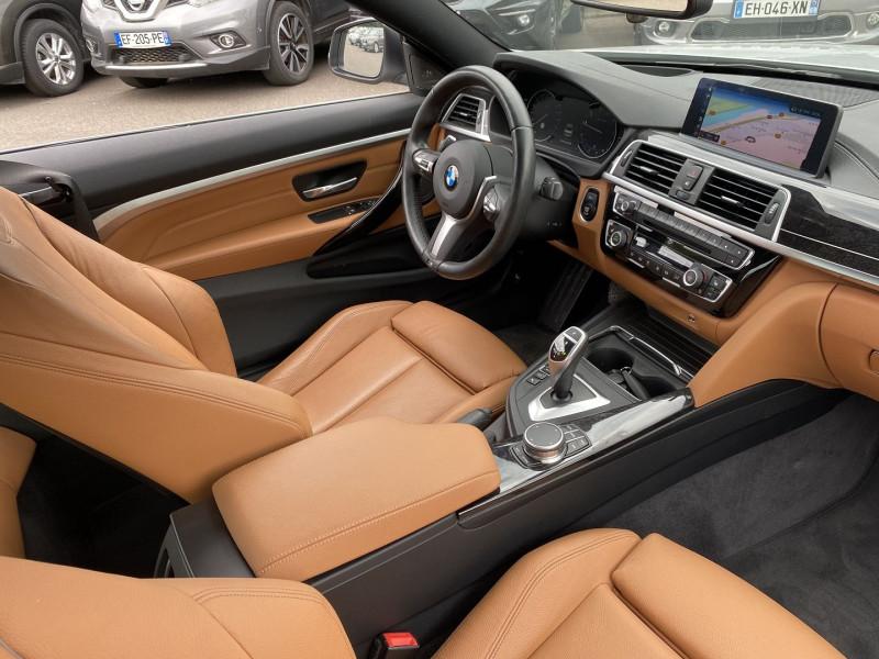 Photo 6 de l'offre de BMW SERIE 4 COUPE (F32) 420IA 184CH M SPORT à 36990€ chez Help car