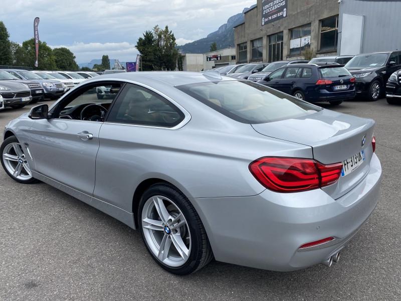 Photo 4 de l'offre de BMW SERIE 4 COUPE (F32) 420IA 184CH M SPORT à 36990€ chez Help car