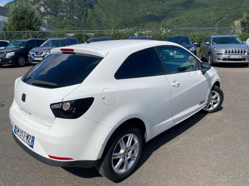 Photo 3 de l'offre de SEAT IBIZA 1.2 TDI75 FAP COPA 3P à 5990€ chez Help car