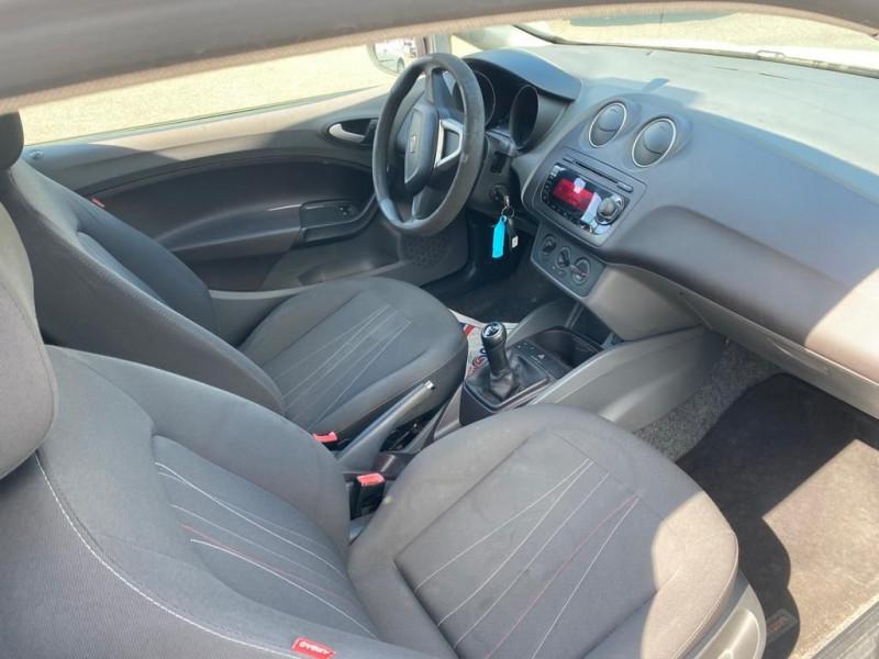 Photo 4 de l'offre de SEAT IBIZA 1.2 TDI75 FAP COPA 3P à 5990€ chez Help car