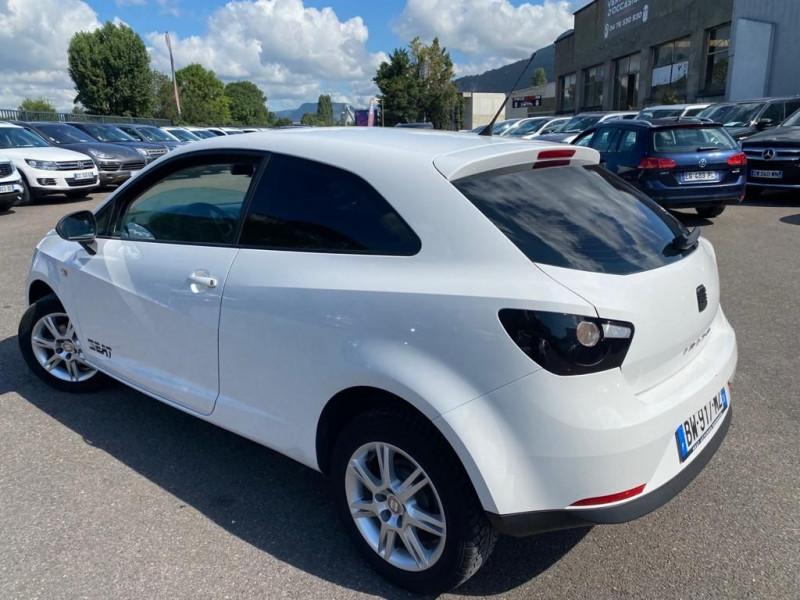 Photo 2 de l'offre de SEAT IBIZA 1.2 TDI75 FAP COPA 3P à 5990€ chez Help car