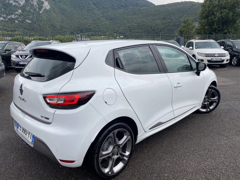 Photo 3 de l'offre de RENAULT CLIO IV 0.9 TCE 90CH ENERGY GT LINE 5P EURO6C à 14990€ chez Help car