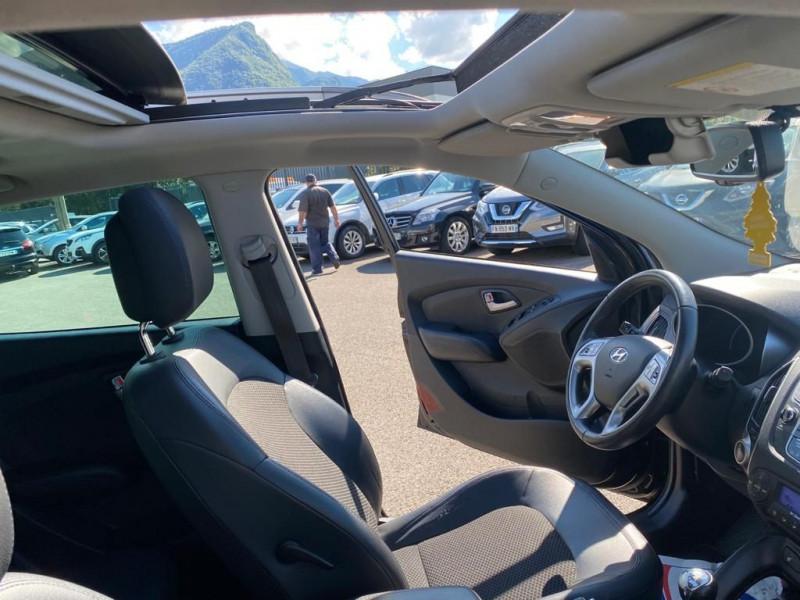 Photo 5 de l'offre de HYUNDAI IX35 1.7 CRDI PACK PREMIUM à 11990€ chez Help car