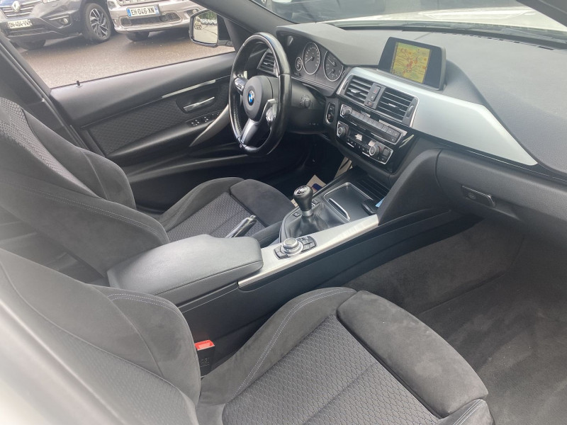 Photo 5 de l'offre de BMW SERIE 3 (F30) 318D 150CH M SPORT à 20990€ chez Help car