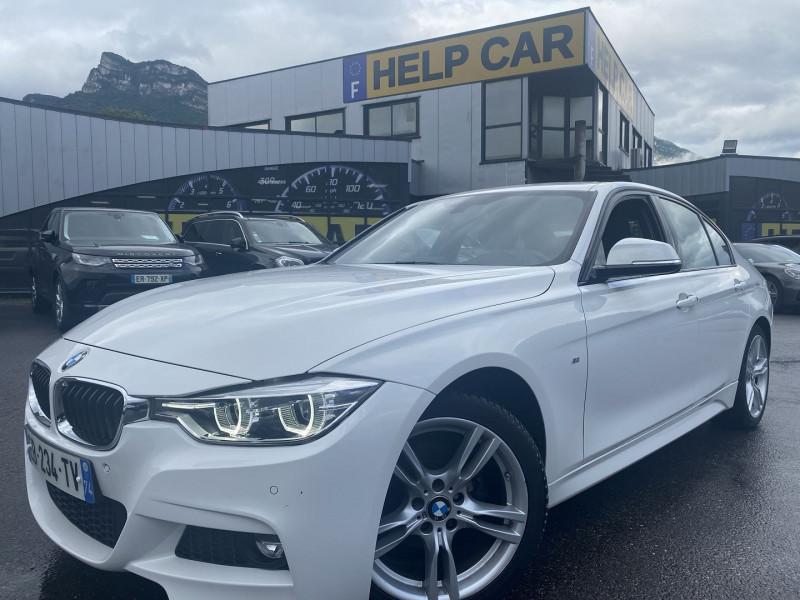 Photo 1 de l'offre de BMW SERIE 3 (F30) 318D 150CH M SPORT à 20990€ chez Help car