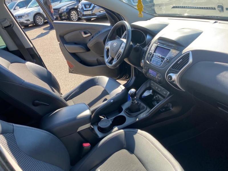 Photo 4 de l'offre de HYUNDAI IX35 1.7 CRDI PACK PREMIUM à 11990€ chez Help car