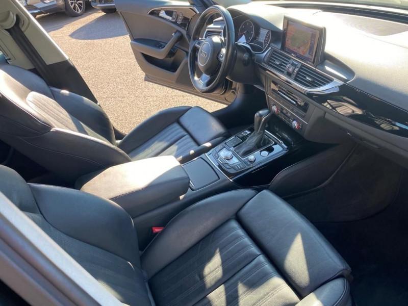 Photo 4 de l'offre de AUDI A6 2.0 TDI 190CH ULTRA AMBITION LUXE S TRONIC 7 à 21990€ chez Help car
