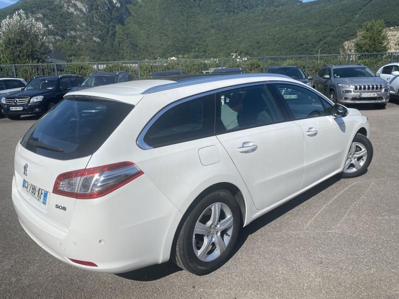 Photo 3 de l'offre de PEUGEOT 508 SW 1.6 BLUEHDI 120CH BUSINESS S&S EAT6 à 16990€ chez Help car
