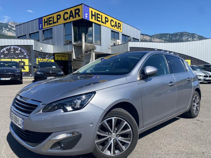 Peugeot 308 1.6 BLUEHDI 120CH ALLURE S&S 5P Diesel GRIS C Occasion à vendre