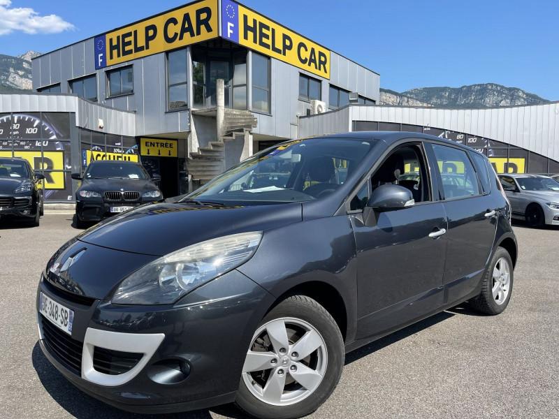 Renault SCENIC III 1.5 DCI 110CH FAP DYNAMIQUE ECO² EURO5 Diesel NOIR Occasion à vendre