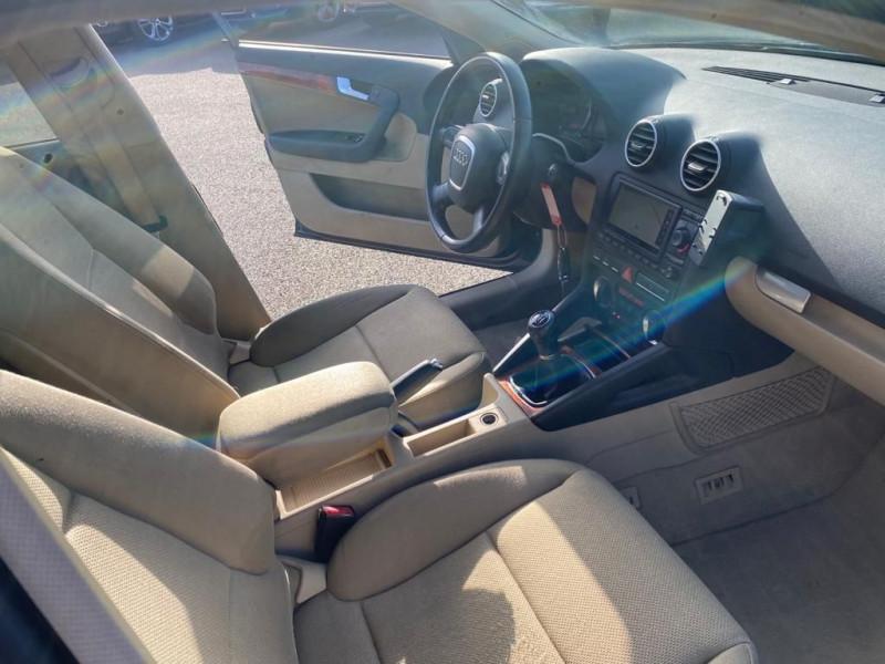Photo 4 de l'offre de AUDI A3 SPORTBACK 1.6 FSI 115CH à 6990€ chez Help car