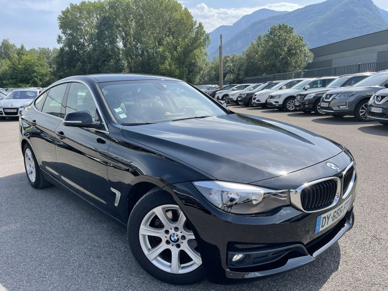 Photo 2 de l'offre de BMW SERIE 3 GRAN TURISMO (F34) 320DA 190CH LUXURY à 22990€ chez Help car