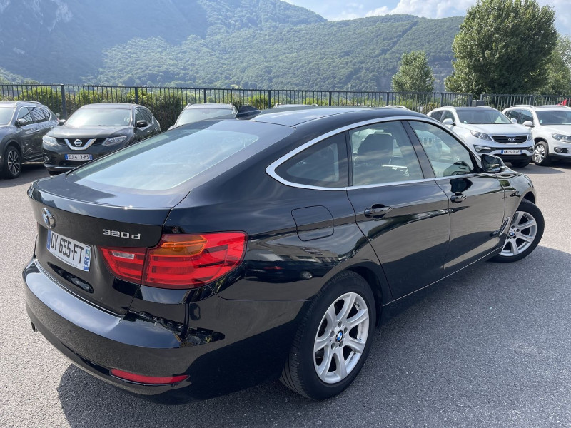 Photo 3 de l'offre de BMW SERIE 3 GRAN TURISMO (F34) 320DA 190CH LUXURY à 22990€ chez Help car