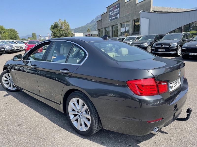 Photo 4 de l'offre de BMW SERIE 5 (F10) 535DA XDRIVE 313CH LUXE à 18990€ chez Help car