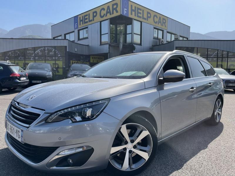 Peugeot 308 SW 2.0 BLUEHDI FAP 150CH FELINE EAT6 Diesel GRIS C Occasion à vendre