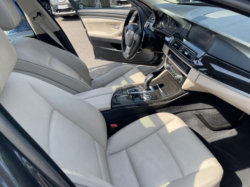 Photo 5 de l'offre de BMW SERIE 5 (F10) 535DA XDRIVE 313CH LUXE à 18990€ chez Help car