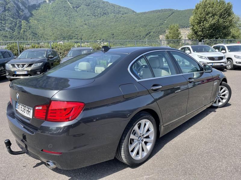 Photo 3 de l'offre de BMW SERIE 5 (F10) 535DA XDRIVE 313CH LUXE à 18990€ chez Help car