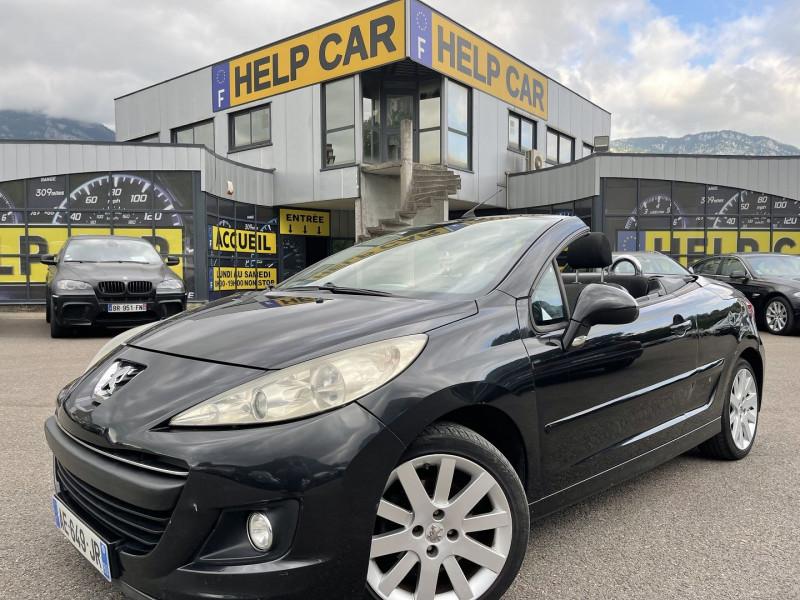 Photo 1 de l'offre de PEUGEOT 207 CC 1.6 HDI110 FAP SPORT à 6490€ chez Help car