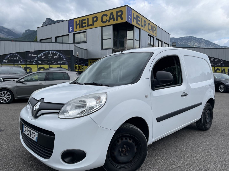 Renault KANGOO II EXPRESS 1.5 DCI 90 CONFORT FT Diesel BLANC Occasion à vendre