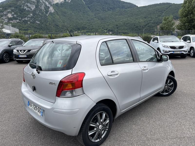Toyota YARIS 100 VVT-I CONFORT PACK MMT 5P Essence GRIS C Occasion à vendre