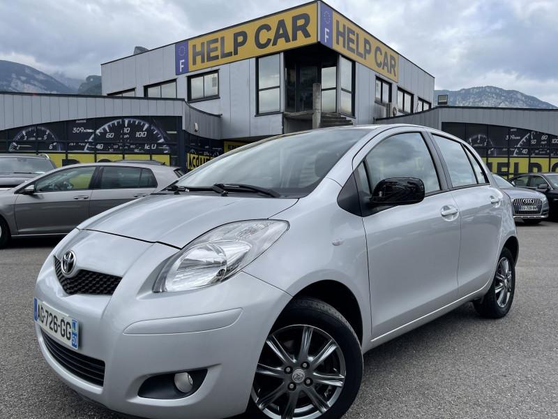Photo 2 de l'offre de TOYOTA YARIS 100 VVT-I CONFORT PACK MMT 5P à 6490€ chez Help car