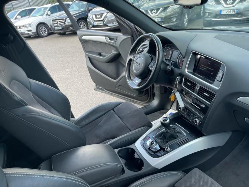 Photo 5 de l'offre de AUDI Q5 2.0 TDI 150CH CLEAN DIESEL S LINE à 20990€ chez Help car