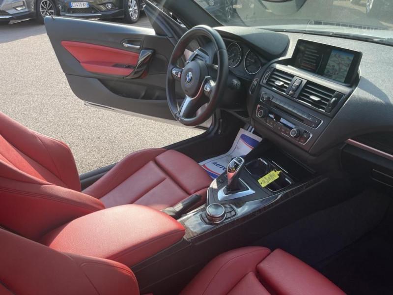 Photo 6 de l'offre de BMW SERIE 2 COUPE (F22) 220IA 184CH M SPORT à 27990€ chez Help car