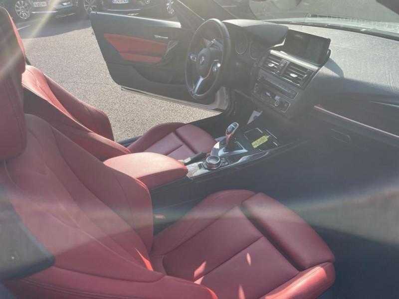 Photo 5 de l'offre de BMW SERIE 2 COUPE (F22) 220IA 184CH M SPORT à 27990€ chez Help car
