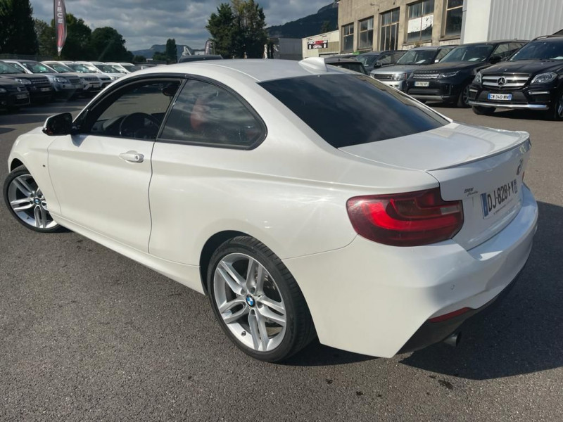Photo 3 de l'offre de BMW SERIE 2 COUPE (F22) 220IA 184CH M SPORT à 27990€ chez Help car