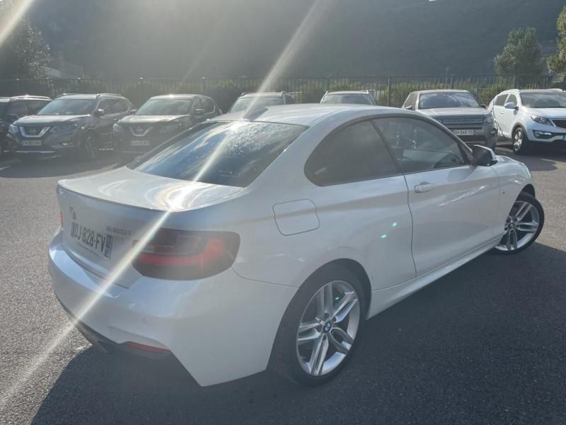 Photo 4 de l'offre de BMW SERIE 2 COUPE (F22) 220IA 184CH M SPORT à 27990€ chez Help car