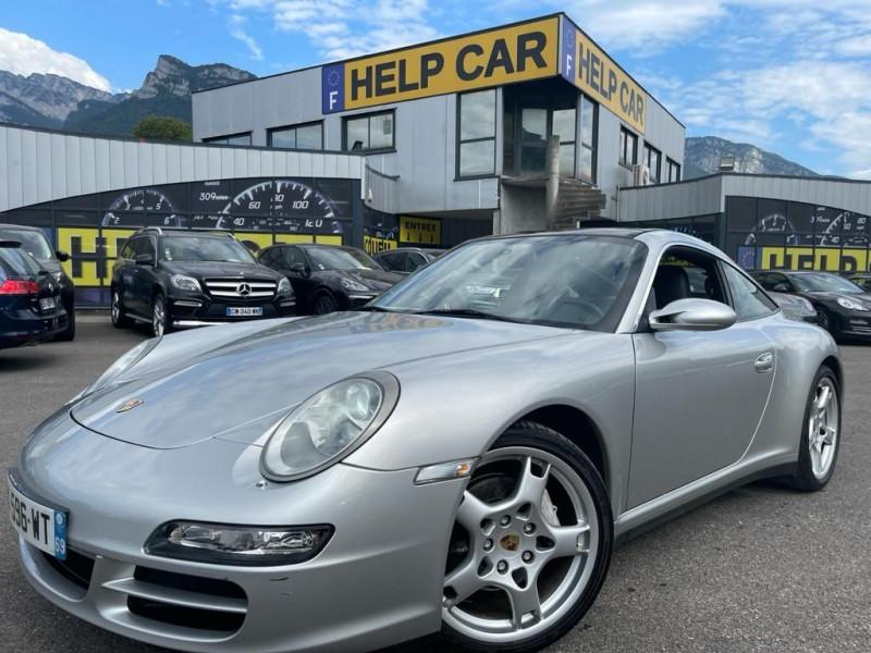 Porsche 911 TARGA (997) 4 TIPTRONIC S Essence GRIS C Occasion à vendre
