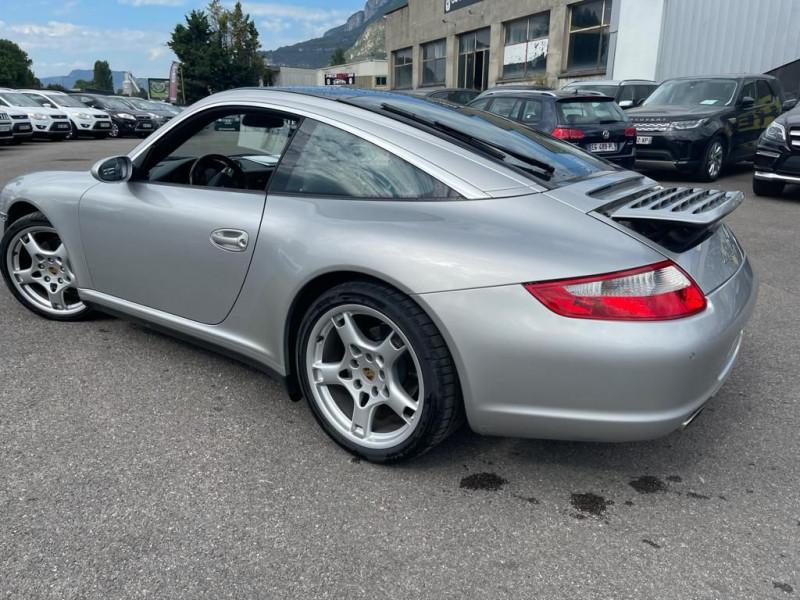 Photo 3 de l'offre de PORSCHE 911 TARGA (997) 4 TIPTRONIC S à 57990€ chez Help car
