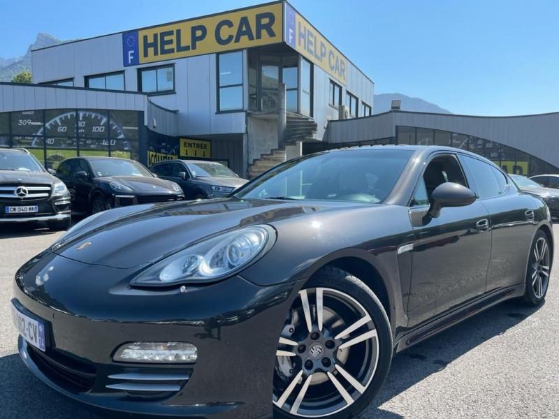 Photo 1 de l'offre de PORSCHE PANAMERA (970) 4S PDK à 35990€ chez Help car