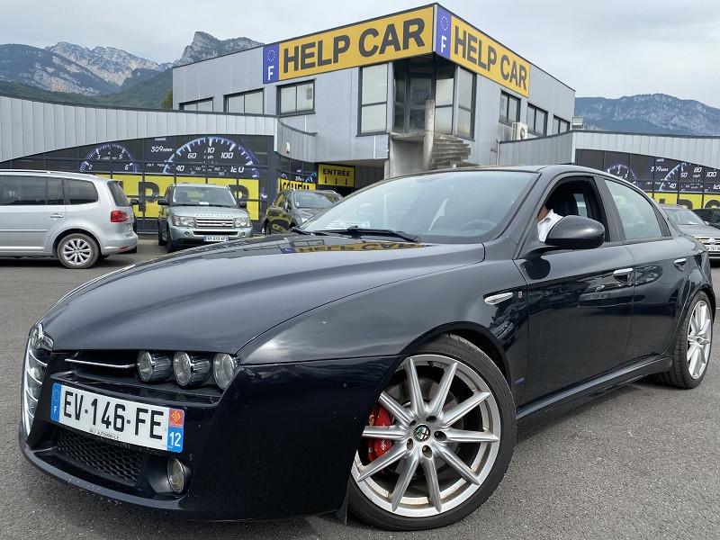 Alfa Romeo 159 1.9 JTD150 16V TI QTRONIC Diesel NOIR Occasion à vendre