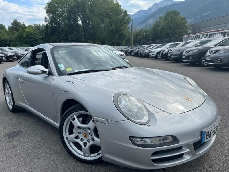 Photo 2 de l'offre de PORSCHE 911 TARGA (997) 4 TIPTRONIC S à 57990€ chez Help car