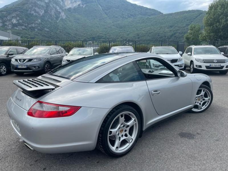 Photo 4 de l'offre de PORSCHE 911 TARGA (997) 4 TIPTRONIC S à 57990€ chez Help car