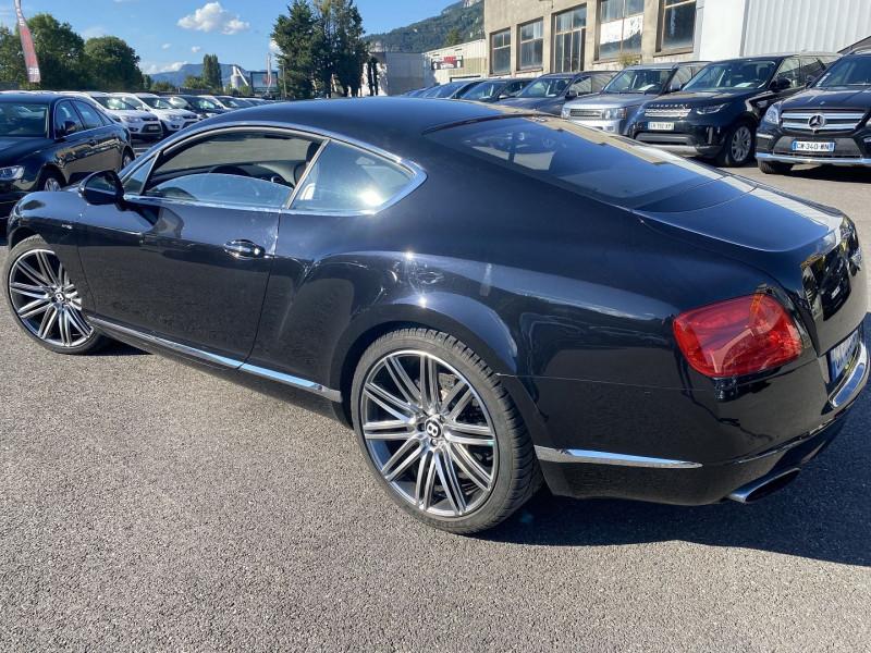 Photo 3 de l'offre de BENTLEY CONTINENTAL GT W12 6.0 SPEED à 94990€ chez Help car