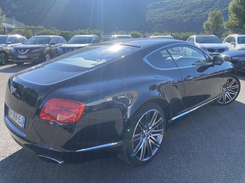 Photo 2 de l'offre de BENTLEY CONTINENTAL GT W12 6.0 SPEED à 94990€ chez Help car
