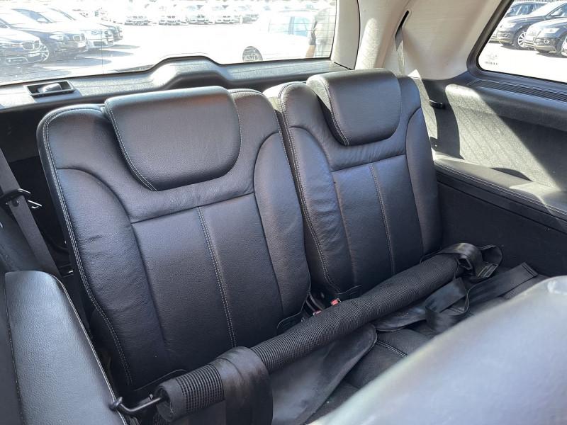 Photo 5 de l'offre de MERCEDES-BENZ CLASSE GL (X164) 420 CDI PACK LUXE 7PL à 15990€ chez Help car