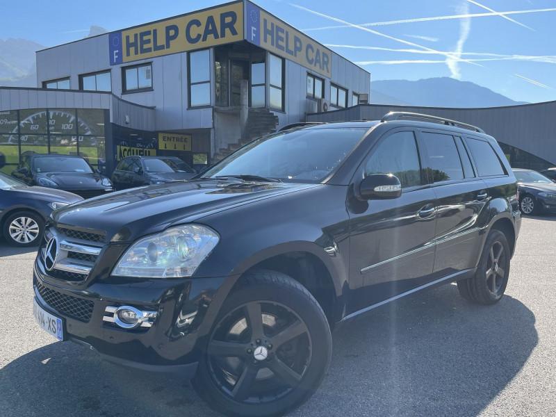 Photo 1 de l'offre de MERCEDES-BENZ CLASSE GL (X164) 420 CDI PACK LUXE 7PL à 15990€ chez Help car