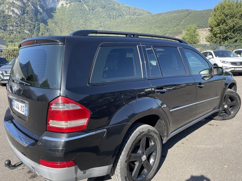 Photo 6 de l'offre de MERCEDES-BENZ CLASSE GL (X164) 420 CDI PACK LUXE 7PL à 15990€ chez Help car