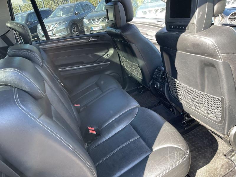Photo 4 de l'offre de MERCEDES-BENZ CLASSE GL (X164) 420 CDI PACK LUXE 7PL à 15990€ chez Help car