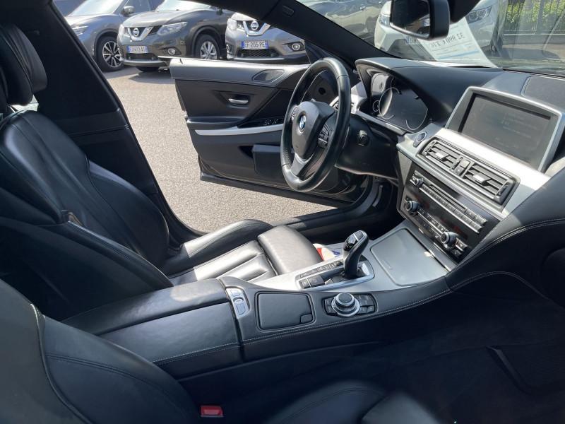 Photo 5 de l'offre de BMW SERIE 6 GRAN COUPE (F06) 640DA XDRIVE 313CH EXCLUSIVE à 32990€ chez Help car