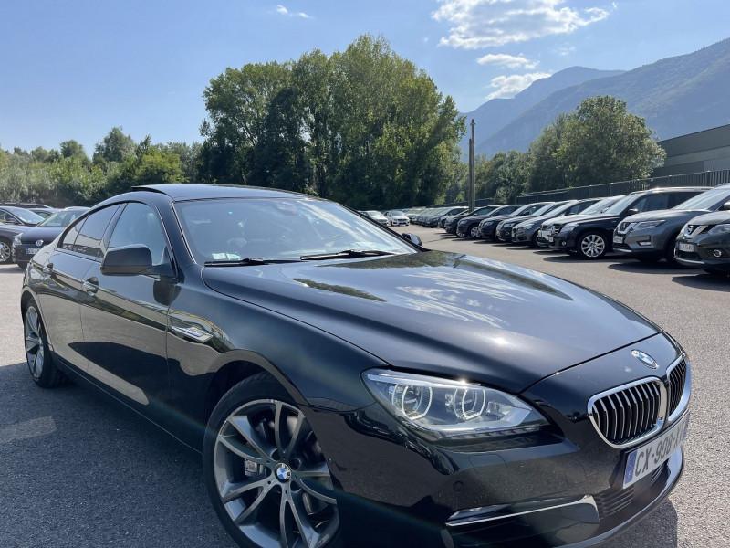 Photo 1 de l'offre de BMW SERIE 6 GRAN COUPE (F06) 640DA XDRIVE 313CH EXCLUSIVE à 32990€ chez Help car