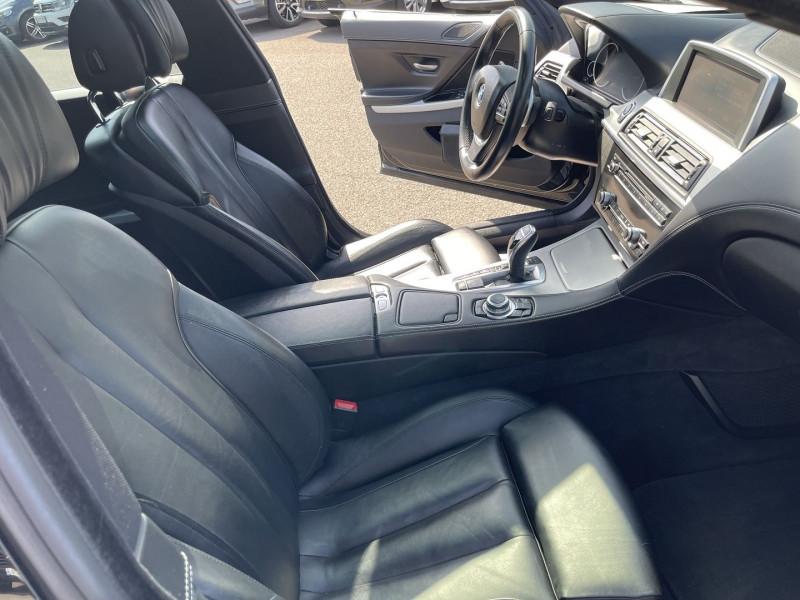 Photo 3 de l'offre de BMW SERIE 6 GRAN COUPE (F06) 640DA XDRIVE 313CH EXCLUSIVE à 32990€ chez Help car