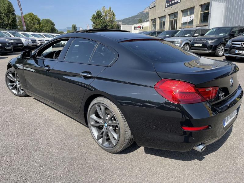 Photo 2 de l'offre de BMW SERIE 6 GRAN COUPE (F06) 640DA XDRIVE 313CH EXCLUSIVE à 32990€ chez Help car