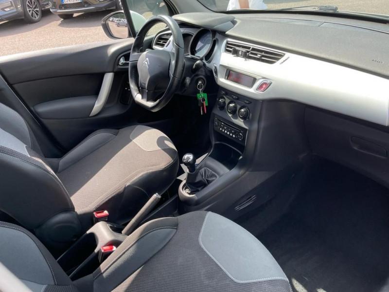 Photo 5 de l'offre de CITROEN C3 1.4 HDI70 FAP CONFORT à 5990€ chez Help car