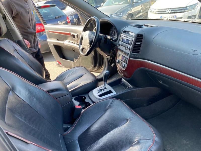 Photo 4 de l'offre de HYUNDAI SANTA FE 2.2 CRDI155 PK EXEC BA 7PL 4X4 à 7990€ chez Help car