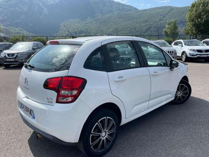 Photo 3 de l'offre de CITROEN C3 1.4 HDI70 FAP CONFORT à 5990€ chez Help car