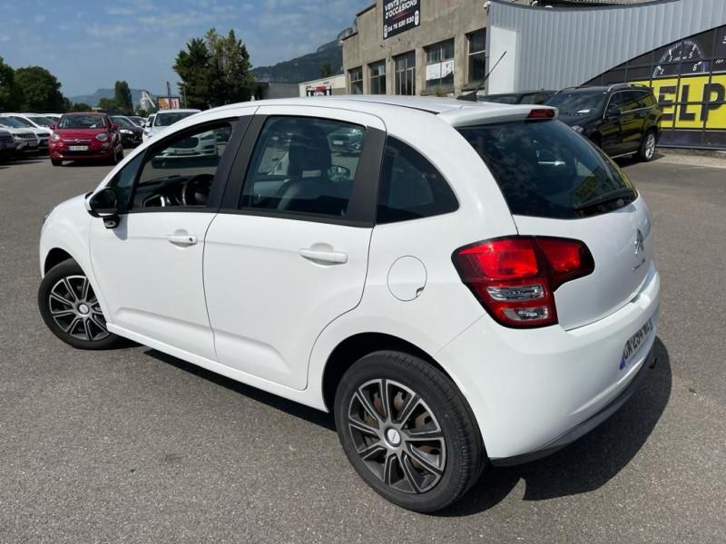 Photo 4 de l'offre de CITROEN C3 1.4 HDI70 FAP CONFORT à 5990€ chez Help car